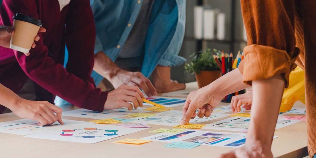 brainstorming ideas