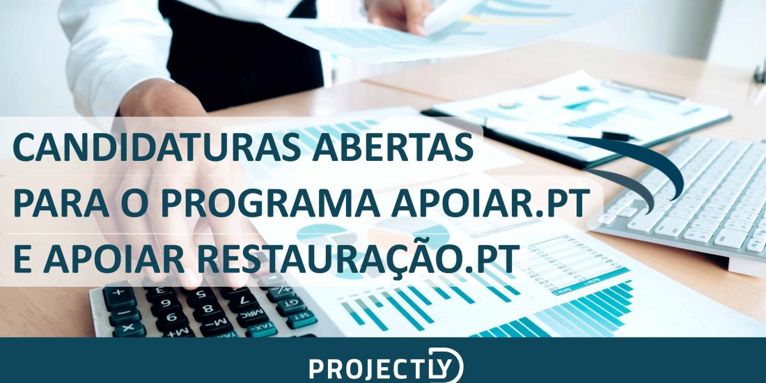 Candidaturas abertas para o programa Apoiar.PT e Apoiar Restauração.PT